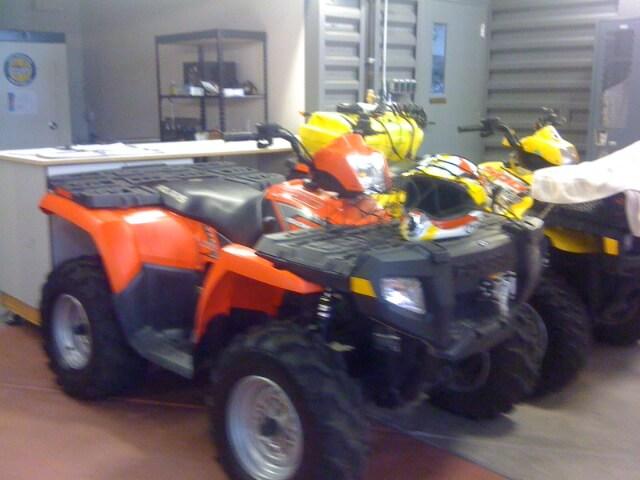 Aspen Fire ATV 1