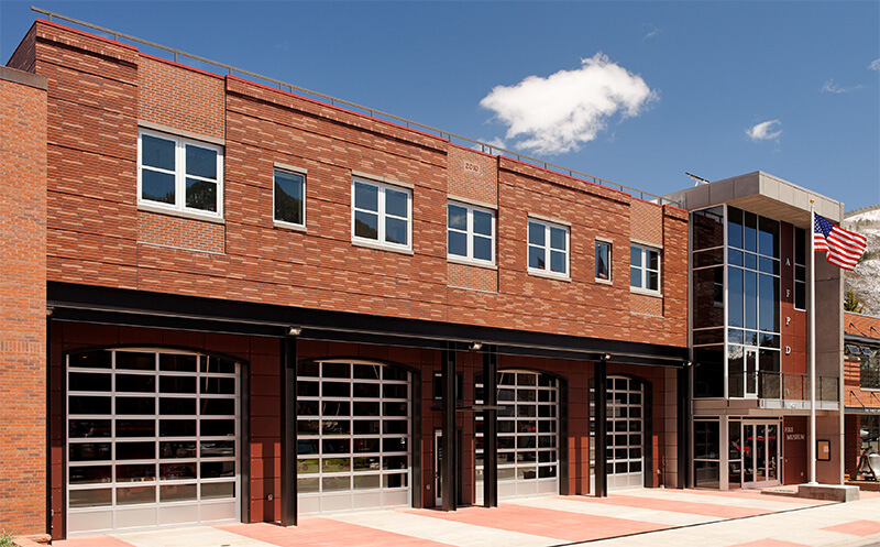 Aspen Fire Headquarters