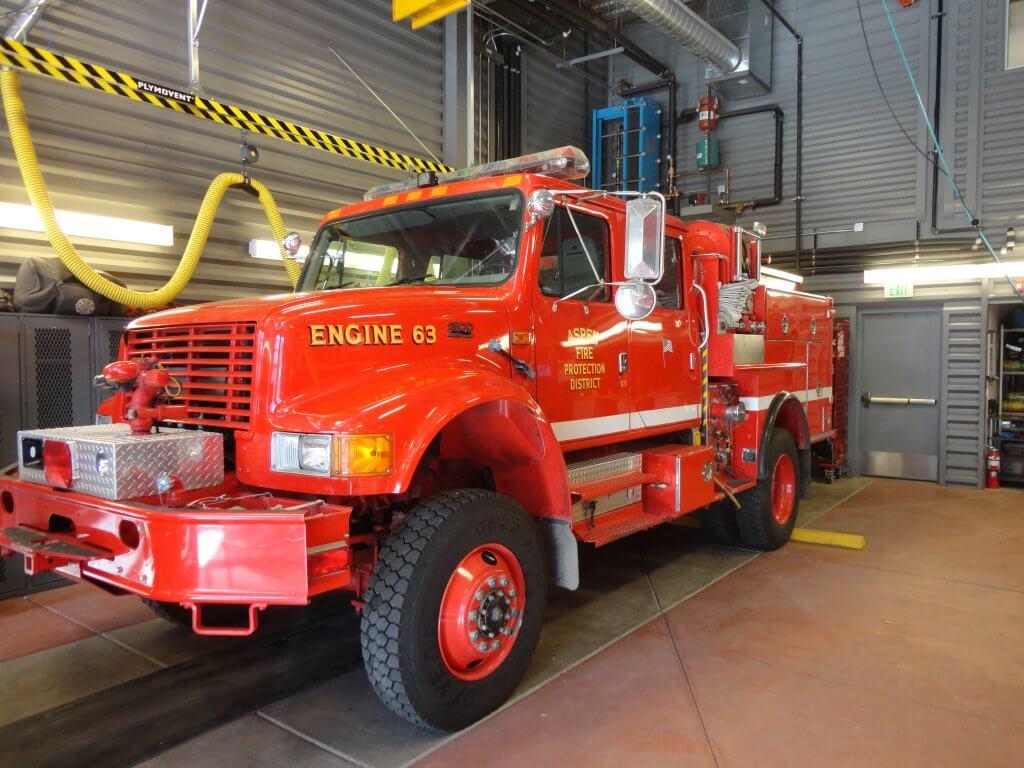 Aspen Fire Engine 63