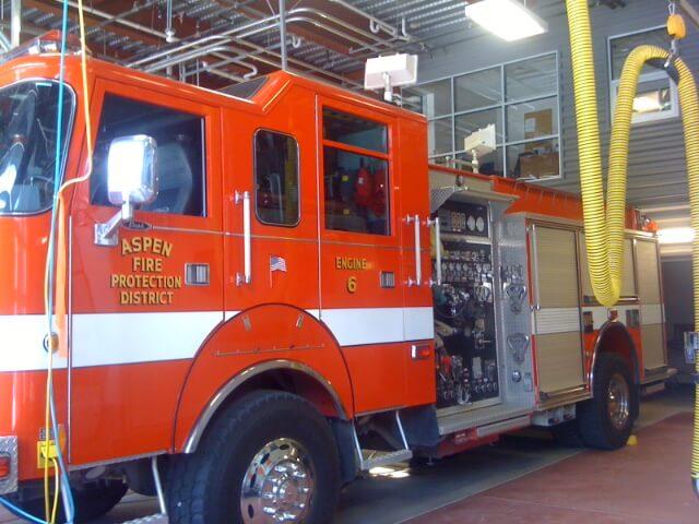 Aspen Fire Engine 6