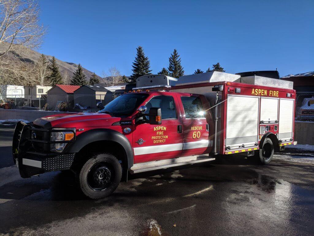 Aspen Fire Rescue 60